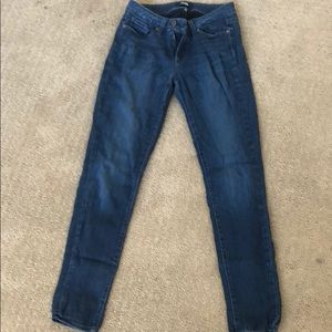 Paige mid-rise jeans 28 verdugo ultra skinny